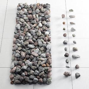 pebble 3D