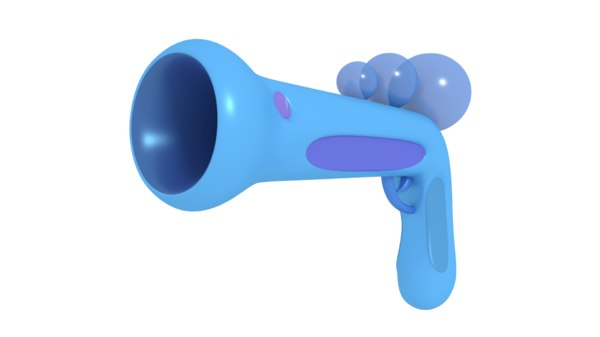 3D bubble gun 2