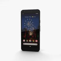 3D google pixel 3a