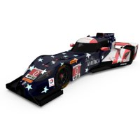 deltawing panoz 3D model