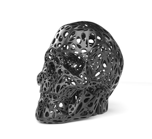 vonoroi 3D