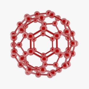 3D fuller fullerene