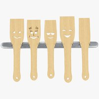 set kitchen spatulas model