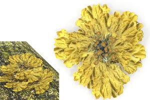 moss lichen 3D