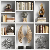 decoration set sculptures model