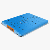 Electric Cars Battery 02