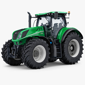3D new tractor