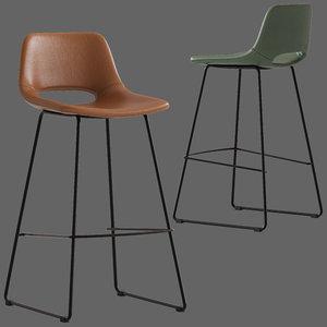 linea furniture eada barstool model