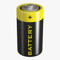 3D battery c