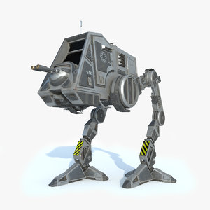 at-pt walker galactic 3D