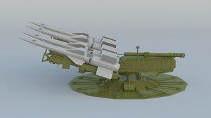 3D model s 125 neva