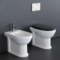 3D canova royal toilet bidet