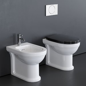 3D canova royal toilet bidet