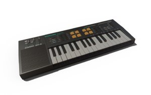 version casio sk-5 keyboard model
