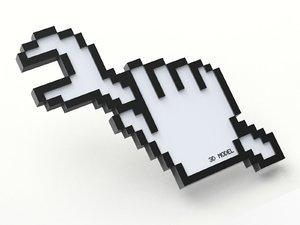 3D cursor creative spanner