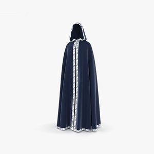 cloak cloth 3D model