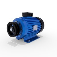 3D electric motor 2