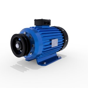 3D electric motor 2