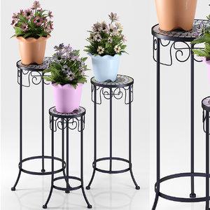 3D plants 229 model