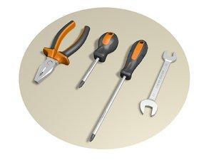 tool 3D model