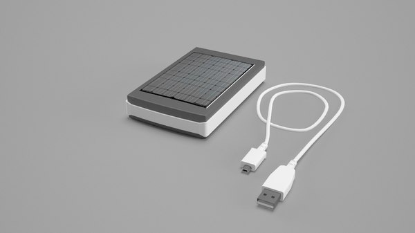 solar charger model