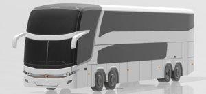 bus mobile games model