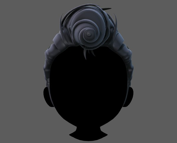 3D hair style boy v65