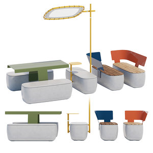 scape module seat model