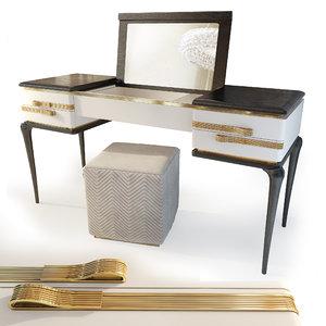 ar arredamenti dressing table model