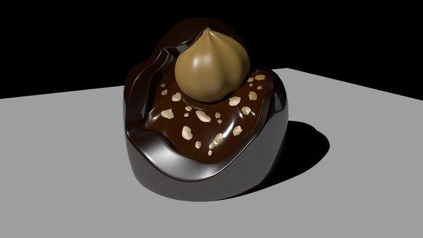 italian chocolate model