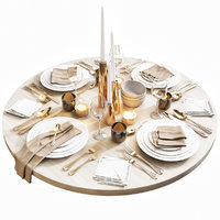 Table setting 10