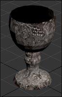 chalice 3D model