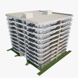 miami beach building games 3D