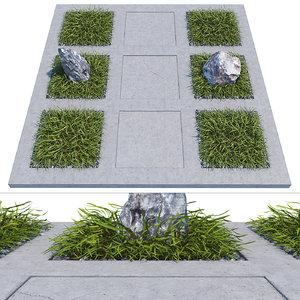 concrete pathway model