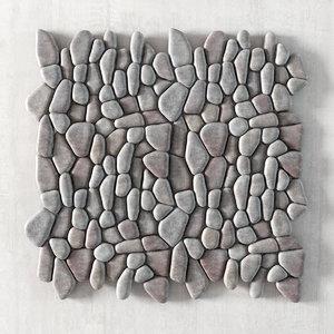 3D panel pebble