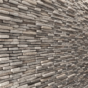 panel brick 3D