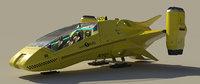 Concept Air Taxi NY