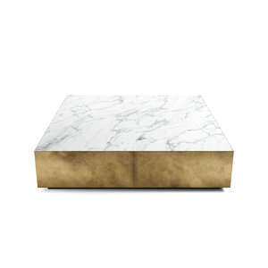 square coffee tables belt 3D