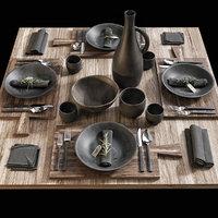 Table setting 15
