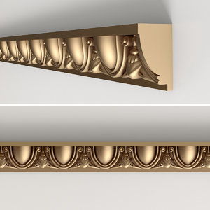 3d decorative moldings