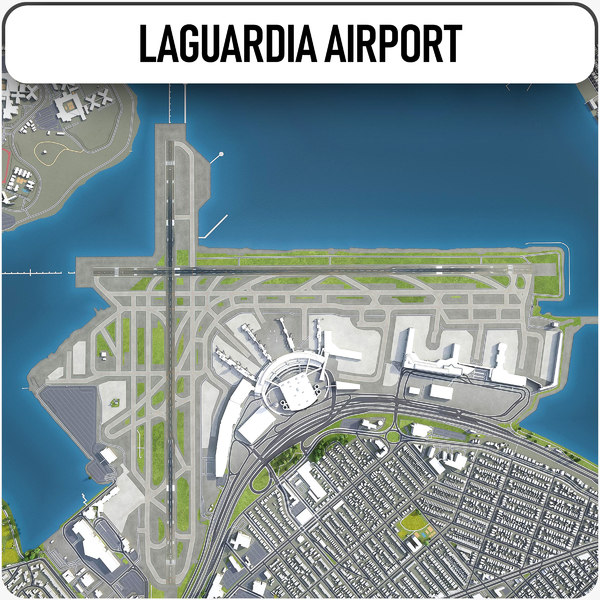 3D - airport