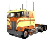 352 Semi Truck