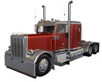 P379 Semi Truck