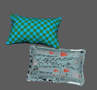 pillow 3D