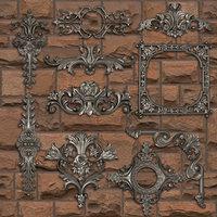 3D ornamental vol 02 model