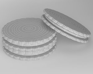 chocolate biscuit model
