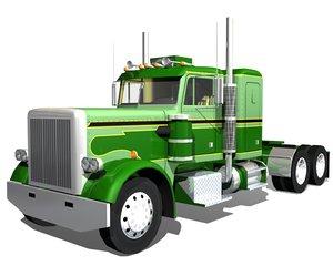 3d 359 semi truck