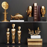 3D decoration set 5