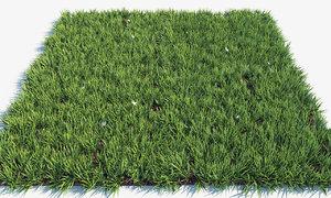 3D grass 3