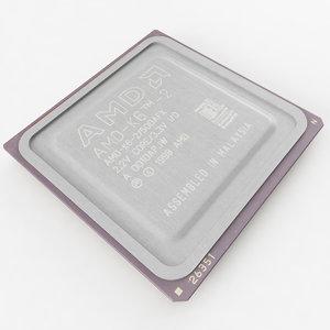 3D amd k6-2 cpu